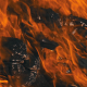 Wood Fire Burning Slow - VideoHive Item for Sale
