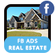 Real Estate FB Ad Banners - AR - GraphicRiver Item for Sale
