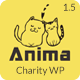 Anima - WordPress Non-Profit Charity Theme for Pet Rescue and Animal Shelter - ThemeForest Item for Sale