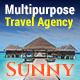 Sunny - Multipurpose Travel Agency HTML5 Ad Banner Templates