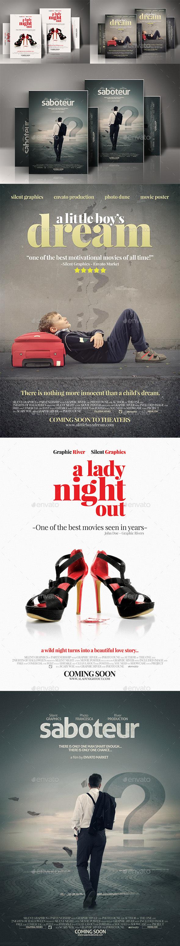 Bundle Movie Posters - Miscellaneous Events