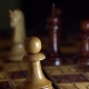 Movement Along the Chessboard with Figures - VideoHive Item for Sale