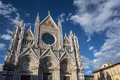 Siena, Italy: historic buildings, the cathedral (Duomo) - PhotoDune Item for Sale