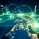 Global Business Concept of Connections and Information Transfer in the World - VideoHive Item for Sale