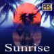Sunrise In The Morning - VideoHive Item for Sale