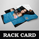 Spa Beauty Salon Rack Card DL Flyer Design - GraphicRiver Item for Sale