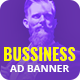 Global Point | Business HTML 5 Animated Google Banner