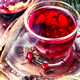 Tea with pomegranate - PhotoDune Item for Sale