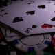 Poker Cards Fall Down on Poker Chips - VideoHive Item for Sale