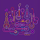 Musical Instruments Neon - GraphicRiver Item for Sale
