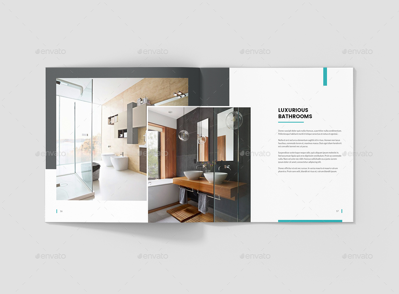 Interios Interior Design Brochures Bundle Print Templates 3 In 1