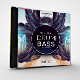 Minimal Drum and Bass CD/DVD Template