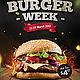 Burger Flyer Template - GraphicRiver Item for Sale