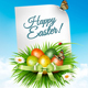 Spring Easter Background - GraphicRiver Item for Sale