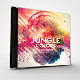 Jungle Colors CD/DVD Photoshop Template