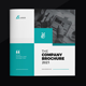 Square Company Brochure - GraphicRiver Item for Sale