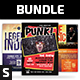 Music Flyer Bundle Vol. 21 - GraphicRiver Item for Sale