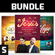Church Flyer Bundle Vol. 51 - GraphicRiver Item for Sale