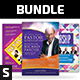 Church Flyer Bundle Vol. 52 - GraphicRiver Item for Sale