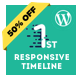 Timeline Pro-First Responsive Wordpress Timeline Plugin - CodeCanyon Item for Sale