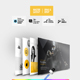 Creative Dotto PowerPoint Template - GraphicRiver Item for Sale