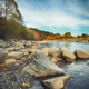 rocky shore of the river - PhotoDune Item for Sale