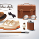 Gentleman Accessories Realistic Set