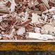 Removal of debris. Construction waste. Building demolition. Devastation background - PhotoDune Item for Sale