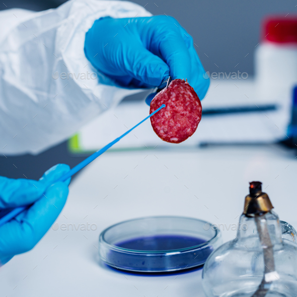 Food safety - Stock Photo - Images
