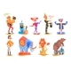 Set of Circus Characters - GraphicRiver Item for Sale