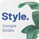 Style Google Slides - GraphicRiver Item for Sale