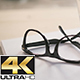 Eyeglasses and Glass - VideoHive Item for Sale
