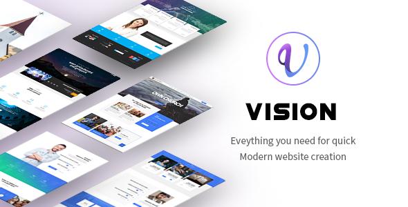 Vision - Multi-Purpose Church WordPress Theme - Churches Nonprofit