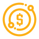 Bitcoin Crypto Currency Logo
