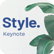 Style Keynote Template - GraphicRiver Item for Sale