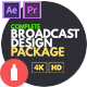 Complete Broadcast Design Package - VideoHive Item for Sale