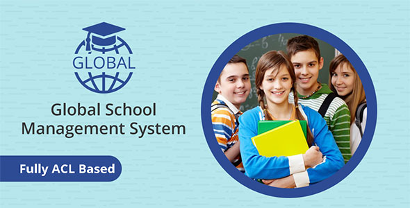 Global School Management System Pro - CodeCanyon Item for Sale
