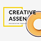 Assen Creative Keynote Template - GraphicRiver Item for Sale