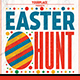Easter Egg Hunt Flyer/Poster - GraphicRiver Item for Sale