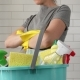 Crop Housewife Prepared for Total House Cleaning - VideoHive Item for Sale