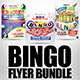 Bingo Flyer Bundle - GraphicRiver Item for Sale