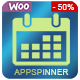 Woocommerce Appointment Booking & Scheduling Wordpress Plugin - AppSpinner V 3.3