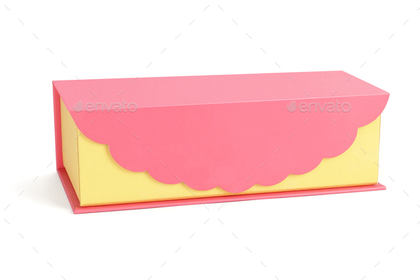 Chinese New Year Gift Box - Stock Photo - Images