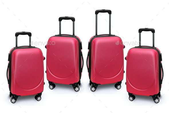 Luggage Bags - Stock Photo - Images