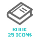 Book Mini Icon - GraphicRiver Item for Sale