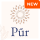 Pur - Spa Massage WordPress