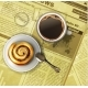 Coffee Cup on a Newspaper - GraphicRiver Item for Sale
