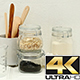 Jars of Ingredients - VideoHive Item for Sale