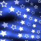 Flashing White Stars - VideoHive Item for Sale