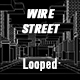 Retro Futuristic Wireframe Street - VideoHive Item for Sale